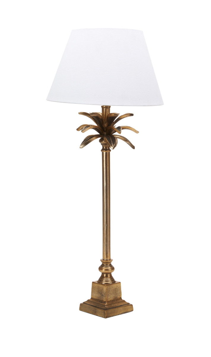 Baoli Lamp Brass Antique