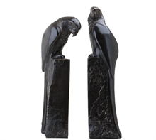 Bookend Perroquet