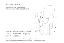 Chair Caponi
